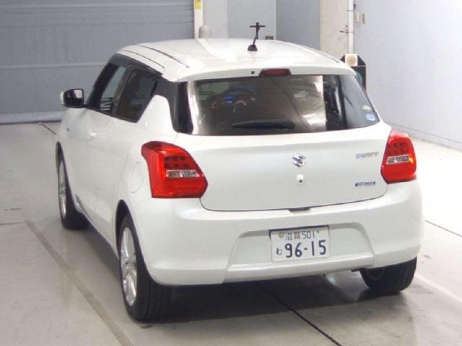 Suzuki Swift Hybrid 2018