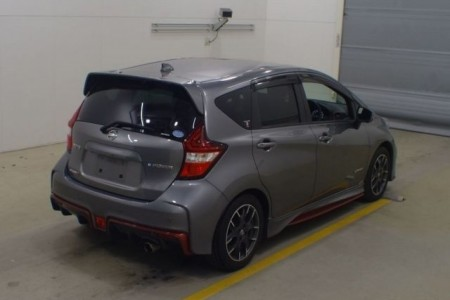 Nissan Note Nismo 2017
